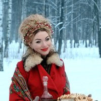 Масленица :: Алексей Корнеев