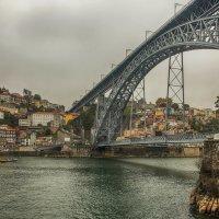 Порту. Мост Дон Луиша- I :: Дмитрий .