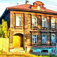старый дом :: ogurcovcki ogurcovcki