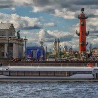 Классика городского пейзажа Петербурга. :: Владимир Колесников