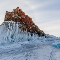 Лёд и камень :: Владимир Гришин