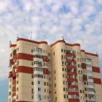 Домик в облаках :: Светлана
