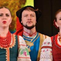 На концерте Кубанского казачьего хора 35 :: Константин Жирнов