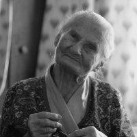 Бабушка :: Олеся Алексеева