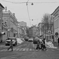 В феврале в Москве внезапно началась зима :: Alexandr Zykov