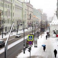 улочки московские :: Олег Лукьянов
