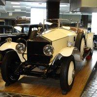 Rolls-Royce Silver Ghost :: Павел WoodHobby