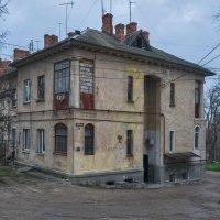 Дом на Херсонской :: Игорь Кузьмин