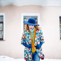 Моя весна... :: Ольга Катько
