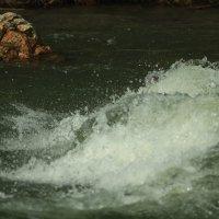 Вода камень точит :: Алексей Коган