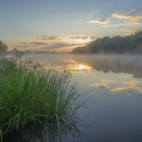 О летнем клязьминском восходе... :: Igor Andreev