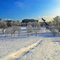 Наш маленький Парк... :: Sergey Gordoff