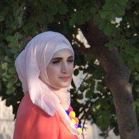 Портрет незнакомки в Иерусалиме... :: Alex S.