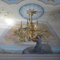 В храме Михаила Архангела. Село Михали. :: Ирина ***