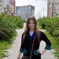 По бульвару :: Светлана Громова