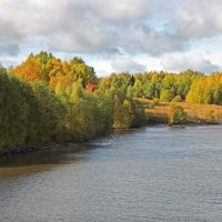 Река Свирь :: Сергей Яснов