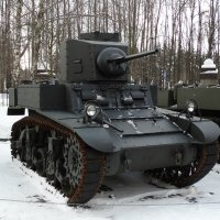 M3 Stuart :: Павел WoodHobby