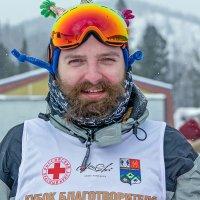 Лыжник. :: Юрий Борзов