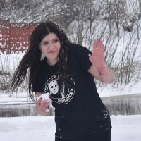 Снежные баталии :: Valera Solo