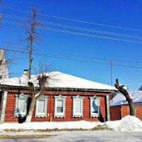 Дом из прошлого века. :: Михаил Столяров