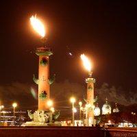 Ростральные колонны :: Laryan1