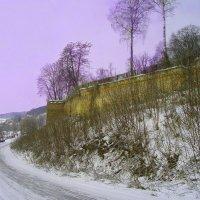 """""""Захисні мури Вишнівця"""" :: Ростислав Кухарук"""