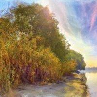 река Кубань :: Андрей Володин
