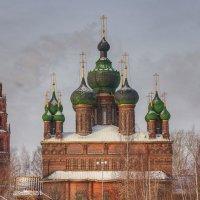 Церковь Усекновения Главы Иоанна Предтечи в Толчкове :: Константин