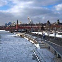 Зима в Москве :: Михаил Рогожин