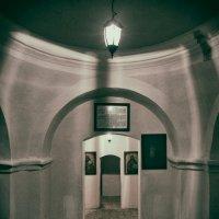 Подземная церковь Антония Печерского. :: Андрий Майковский