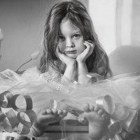 Детство босоногое :: Оксана Ильченко