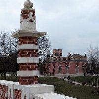 В  дворцовом парке. :: Виталий Селиванов