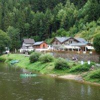 В горах Чехии :: Евгений Кривошеев