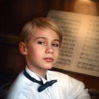 Юный пианист :: Ekaterina Gl