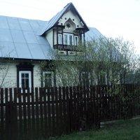 Ах мечта! Уютный домик в Подмосковье! :: Ольга Кривых