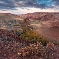 Марсианский пейзаж :: Влад Соколовский