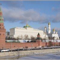 Кремль.. :: Николай Панов
