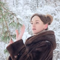 Зима. :: Сергей Гутерман