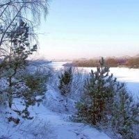Устал февраль от зимнего бесцветья... :: Лесо-Вед (Баранов)