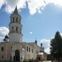 Новоторжский Борисоглебский монастырь :: Елена Павлова (Смолова)
