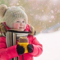 Февральские прогулки по парку :: Любовь Сорокина