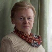 Леди. Портрет пожилой женщины. :: Nyuta H
