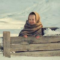 прощай, зима :: Оксана