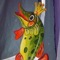 Рыбинский сувенир. :: нина