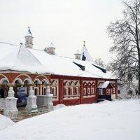 Царицыны палаты. :: Юрий Шувалов