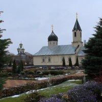 Церковь Николая Чудотворца :: Михаил Пахомов