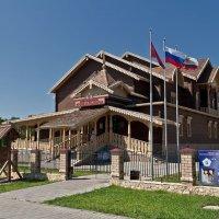 Русское подворье в Национальной деревне. Оренбург :: MILAV V