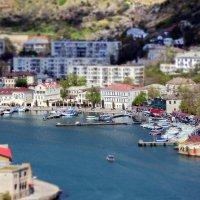 В нашу гавань заходили корабли... :: Ольга Голубева