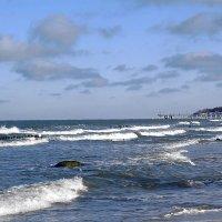 Неспокойно Балтийское море... :: Маргарита Батырева
