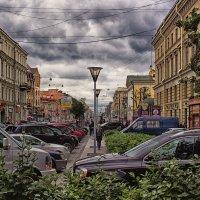 Большая Московская улица :: Игорь Свет
